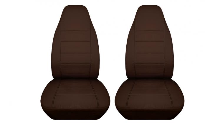 Custom auto seat covers